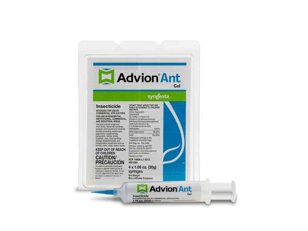 Advion Ant Gel 0.05% - 4 x 30 gram Syringes (Box)