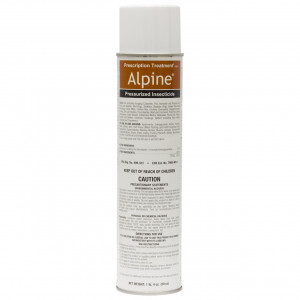Prescription Treatment PT Alpine® Pressurized Insecticide – 20oz Can