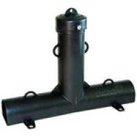 JT Eaton 902 Top Loader Black Plastic Bait Station