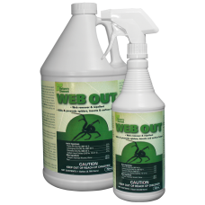 Nature's Element's Webout Insecticide and Web Preventer RTU