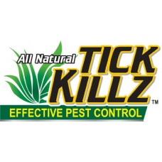 Tick Killz - All Natural Organic Tick Control 64oz
