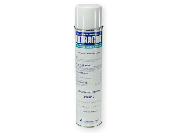 Pt Ultracide Pressurized Flea Insecticide - 20 oz