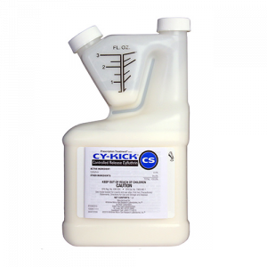 Cy-Kick CS Controlled Release Cyfluthrin – 120oz