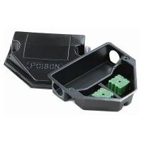 JT Eaton 909 Mouse Size Plastic Bait Stations - 50 Ct