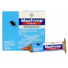 Maxforce FC Select Roach Killer Bait Gel – 30 gram reservoir – 4 per box