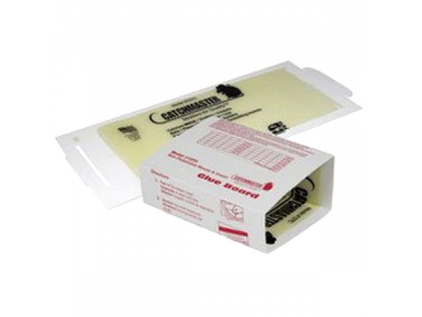 Catchmaster 72MB Standard Mouse Glue Boards (72 boards per box)