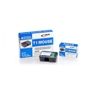 T1 Mouse Pre-baited Mouse Bait Station - 4 per box