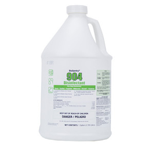 BioSentry 904 Disinfectant - 1 gallon