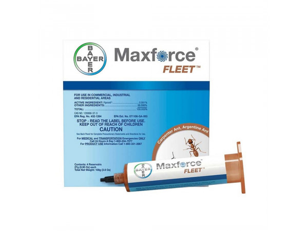 Maxforce Fleet Ant Bait Gel - 27g - 4/box