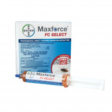 Maxforce FC Select Professional Roach Killer Bait Gel – 30g reservoir – 4 per box