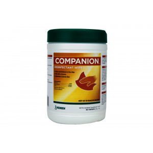 COMPANION™ Disinfectant Wipes