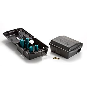 Protecta Sidekick Bait Station - Rat or Mouse  - 6 per box