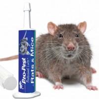 Pro-Pest Rat & Mouse Lure - Prof 32cc Syringe -18/18ct