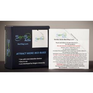 SenSci Activ Bed Bug Lure - 12 per box
