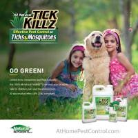 Tick Killz - All Natural Organic Tick Control 64oz