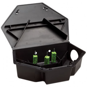 Protecta LP Rat Bait Station -Black - 6 per box
