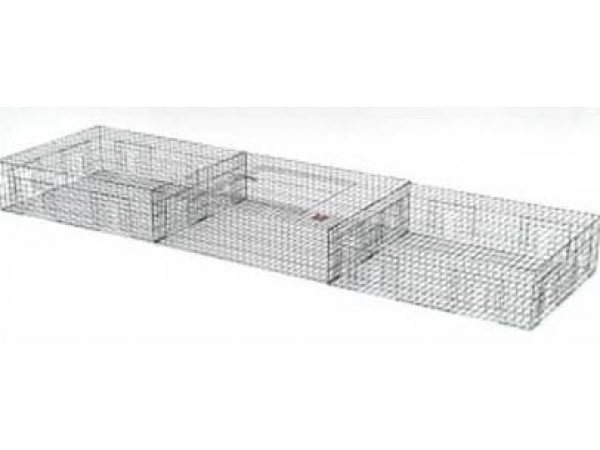 Safeguard 84in Pigeon Trap - 3 compartment - 53500