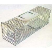 WCS™  Special Squirrel Trap - Front Release - 18 x 5 x 5 (1/2in Mesh )