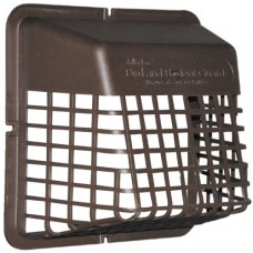 Universal Bird & Rodent Vent Guard (BROWN) - SINGLE