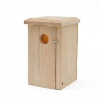 WCS™ Wooden Birdhouse Sparrow Trap