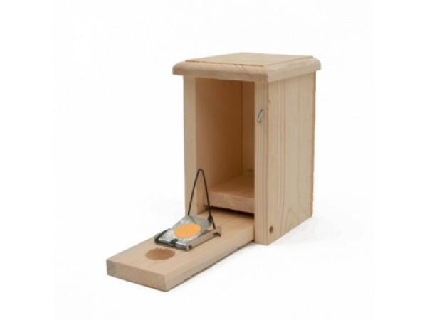 WCS™ Wooden Birdhouse Sparrow Trap