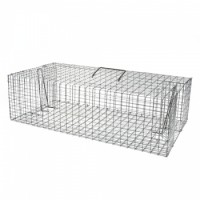 WCS™ Pigeon Trap LP - Low Profile 2 doors - 24x12x7 for 10 to 12 birds