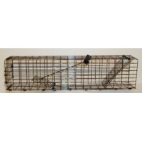 WCS™ Simple Squirrel Trap (X-LARGE )  5 x 5 x 21 (1 x 1/2 mesh)