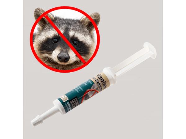 Vanish Raccoon Eviction Paste Tube (13g) - E-Z APPLICATOR