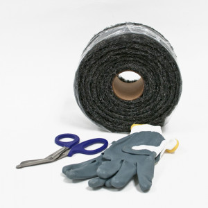 XCLUDER™ Stainless Steel Fill Fabric Starter Kit - Large DIY Kit