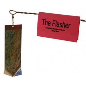 Woodpecker, Bird Repellent Flasher