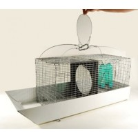 WCS™ Sparrow Sled Live Trap - Trap is 24Lx12Wx12H, Sled is 33Lx13.5Wx4H