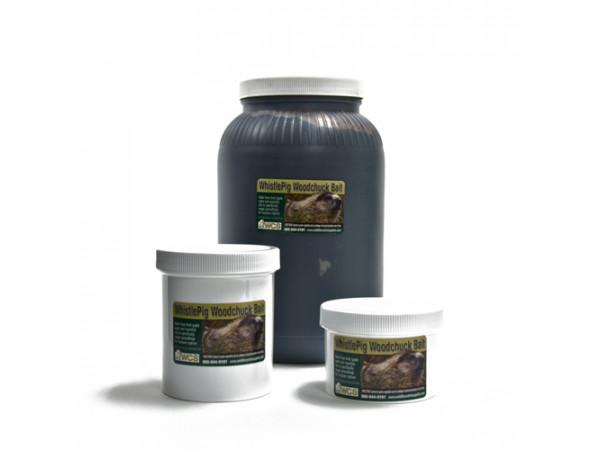 WCS™ Whistle Pig - Woodchuck Paste Bait 8 oz