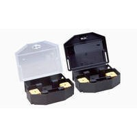 Aegis Mouse Bait Stations - Black 12 per case