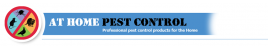 At Home Pest Control Products and Supplies